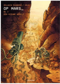 PRE-order - Op Mars - deel 1  - Een nieuwe wereld - hc luxe - gelimiteerde oplage - 2020