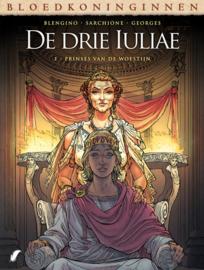 Bloedkoninginnen 17 - De drie Iuliae Deel 1 - Prinses van de woestijn - hardcover - 2021 - Nieuw!