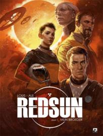 Red Sun - Mijn broeder - deel 1 - sc - 2020 - NIEUW!