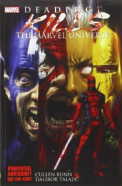 Deadpool kills the marvel universe - engelstalig -  softcover