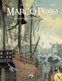PRE-order - Marco Polo - Deel 1 - Dejongen die zijn dromen najaagt  - hardcover - 2021 - NIEUW!