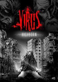 PRE-order - Virus - deel 2 - Highborn - hc - 2021 - NIEUW!