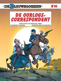 Blauwbloezen, De - De Oorlogs-correspondent -  deel 65 - sc - 2020 -  NIEUW!