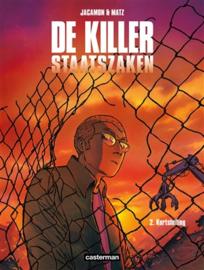 Killer, De - Staatszaken - deel 2 - Kortsluiting - hc - 2020 - NIEUW!