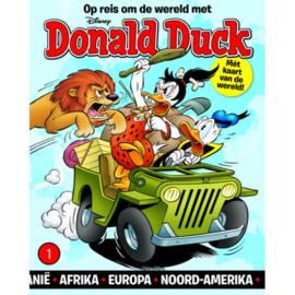 Donald Duck - Op reis met Donald Duck - Deel 1 - sc - 2021