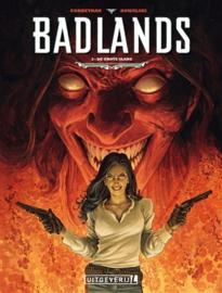 Badlands - De grote Slang- deel 3 - hc - 2020 - NIEUW!