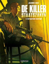 PRE-order - Killer, De - Staatszaken - deel 3  - hc - 2021 - Nieuw!