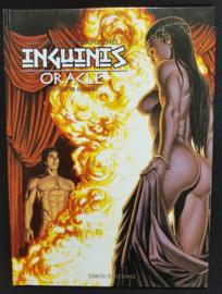 PRE-order - Inguinis Orakel - Deel 2 - hc - 2021 - NIEUW!