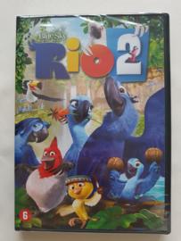 Rio - deel 2 - DVD - 2014