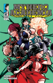 My Hero Academia, Vol. 22  - sc - 2019