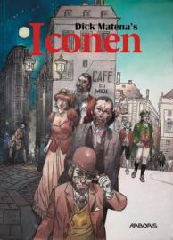 Dick Matena's Iconen - hc - 2021 - Nieuw!
