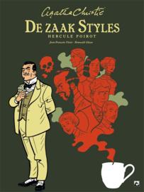 Agatha Christie - de zaak Styles - deel 7 - hc - 2021 - NIEUW!