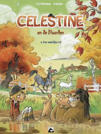 Celestine en de paarden  - Deel 5  - Een heerlijke rit - sc - 2016