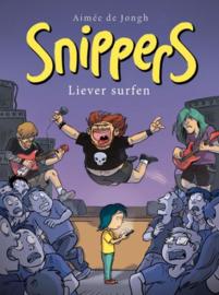 Snippers - Liever surfen - deel 5 - sc - 2015