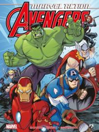 Avengers  -  Een nieuw  gevaar    -  deel 1   - sc - 2019