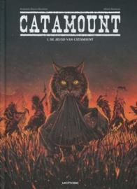 PRE-order - Catamount - deel 1  - De jeugd van Catatamount - hc  - 2018