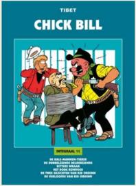 Chick Bill - Integraal - deel 11 - hc - 2021 - Nieuw!