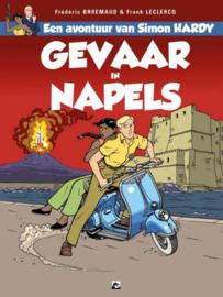 Simon Hardy - Gevaar in Napels - deel 2 - sc - 2020 - NIEUW!