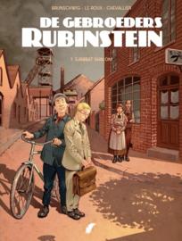 De Gebroeders Rubinstein - Deel 1 - Sjabbat Shalom - hardcover - 2021 - Nieuw!