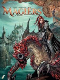 Magiërs  - Deel 4 - Arundill - softcover - 2021 - Nieuw!