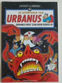 Urbanus -  Urbanus voedt zijn eigen ouders op - deel 186 - sc - 2019