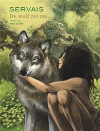 PRE-order - De Wolf zei me...  Deel 1 van 2 - hc - 2020