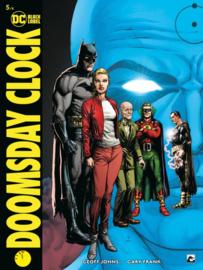 PRE-order - Doomsday Clock - deel 5  - DC label - sc - 2021 - NIEUW!
