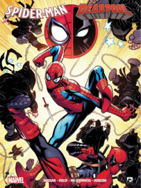 Spiderman vs Deadpool - deel 2/2  - Marvel - sc - 2021 - NIEUW!