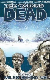 The Walking Dead - Deel 2 - Miles behind us- Engels - sc - 2016