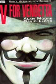 V for Vendetta - engelstalig -  softcover