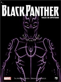 Black Panther - Volk in Opstand -  deel 4  - sc - 2020 - NIEUW!