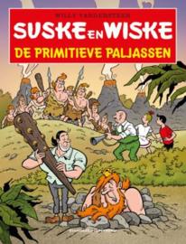 Suske en Wiske  - Kortverhalen - De primitieve Paljassen (22) - deel 2 / serie 3 - 2021 - NIEUW!