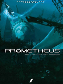 Prometheus - Deel 18 - De theorie van de zandkorrel - softcover - 2021 - Nieuw!