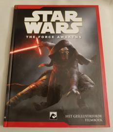 Star Wars - The force Awakens - Filmboek - hc