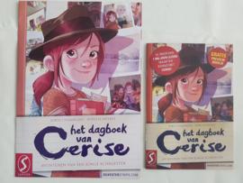 Promotiefolder(s)  Silvesterstrips - het dagboek van Cerise - 2019