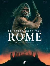 De derde zoon van Rome - Deel 4 - Caesar en Vergingetorix - softcover - 2021 - Nieuw!