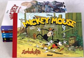 Mickey & Donald door bekende tekenaars - Complete 7 delige reeks -hc - 1ste druk - 2017/2019