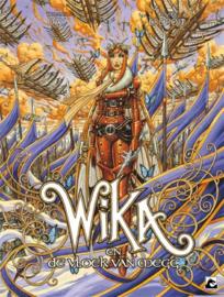 Wika - De vloek van Megg - deel 3 - hc - 2020 - NIEUW!