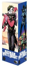 Batman - White Knight - delen 1 & 2 Premium pack (met totem en artprint)  - sc - 2021 - NIEUW!