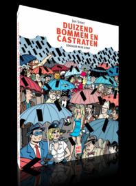 Duizend Bommen en Castraten - Censuur in de Strip -  Hardcover - 2021 - Nieuw!