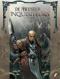 De Meester-inquisiteurs - deel 9 - Bakaël - hardcover - 2021 - Nieuw!
