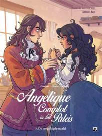 PRE-order - Angelique - Complot in het Paleis - deel 3 - sc - 2021 - NIEUW!