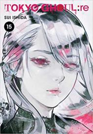 Tokyo Ghoul RE - vol.15 - sc - 2020