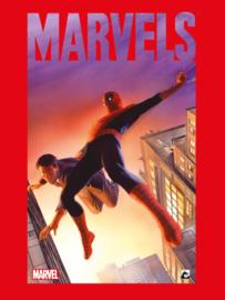 De Marvels van Kurt Busiek & Alex Ross compleet in luxe verzamelbox - 4x hc - 2018 - NIEUW!