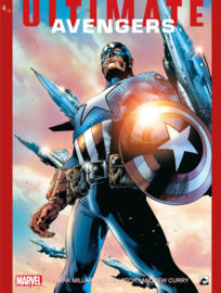 Marvel Ultimate Avengers - deel 4/5 - sc - 2019