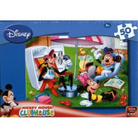 Legpuzzel - Disney - Mickey Mouse Clubhouse  - 50 stukjes - +4jaar