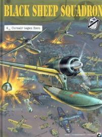 PRE-order - Black Sheep Squadron  -  Deel 4 - De dood van Boyington - sc - 2021