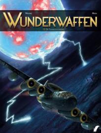 Wunderwaffen - Deel 12 - De Tijdsbegoocheling - softcover - 2021 - Nieuw!