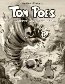 PRE-order - Bommel en Tom Poes - Tom Poes en de kookpot van mevrouw Liplaf  - deel 11 -  sc - 2021 - Nieuw!