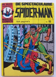 Spiderman -  De  Spectaculaire Spiderman - pocket - deel 15 - sc - 1982